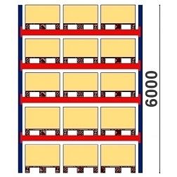 Starter & extension bays 6000 h