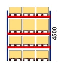 Starter & extension bays 4500 h