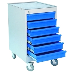 Industrial drawer units