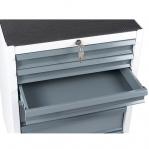 Drawer cabinet, 4 drawers 550x500x725