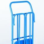 Distributionskärra, blå, 710x1060, 150 kg.
