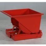 Tippcontainer 150L röd