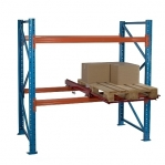Pallställ följesektion 3000x950 3500kg/3 pallar