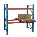 Pallställ startsektion 3000x3600 805kg/12 pallar