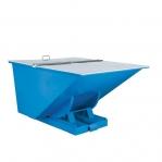 Plant lock för Tippcontainer 900 l, grå