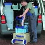 RuXXac-cart Business XL 490x1130 mm, 125kg hopfällbar