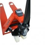 Weighting truck indication HP-ESE-D PU castors