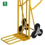 Kraftig kärra för trappor. 520x1250 200kg