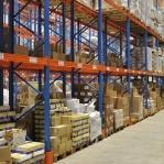 Pallställ startsektion 5025x3600 7500kg/16 pallar OPTIMA