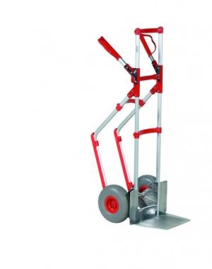 Aluminiumkärra, 250 kg