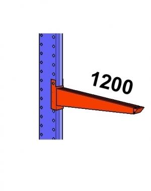 Arm 1200mm/800kg