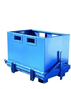 Bottentömmande container, 700 liter