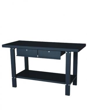 Arbetsbord 1500x640x865, 2 lådor