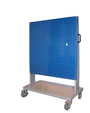 Tool panel with wheels 1023x1360x505mm