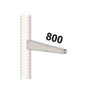 Arm 800 mm/400 kg