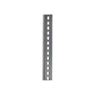 Perforerad C-Profil pelare för arbetsbänk 2000x48x30 mm