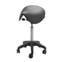 Saddle stool Dalton Octopus  Castors medium