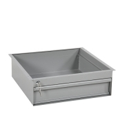 Drawer for worktable Basic, 450x450x150mm