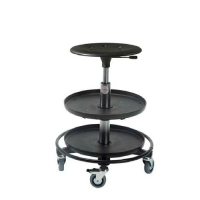 Stool Kappa 480RS with 2  tray