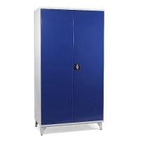 Chemical cabinet with 4 shelves 1900x1000x545