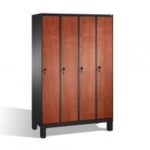 Skåp,4x300 MDF dörrar, 1850x1190x500