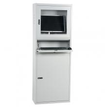 Computer cabinet 1730x280x640 mm grey