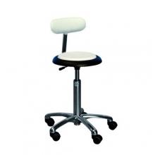 CL Micro stol med ryggstöd