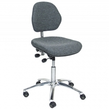 Arbetsstol Office ESD, låg, med hjul