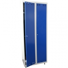 Blue/Grey, locker 2door  1920x700x550