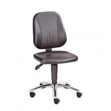 Arbetsstol Office ESD, konstläder, med hjul