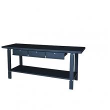 Arbetsbord 2000x640x865, 3 lådor