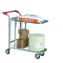 Butiks- och lagervagn 1030x1020x530mm