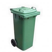Avfallskärl 360L, grön