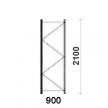 Hyllgavel 2100x900 mm MAXI