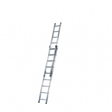 2-section extending ladder Prof 5,19m, 2x9 steps