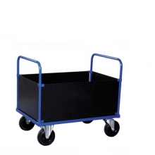 Lådvagn 1000x700x900mm, 500kg