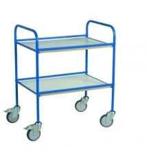 Serveringsvagn 510x710, blå