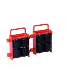 Machine roller CM60-N, Adj. skates, 6 T.