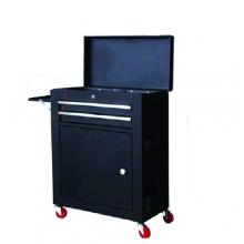 Tool trolley with 2 drawers+locker 559x307x785 mm
