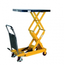 Lifting table double scissors 350 kg